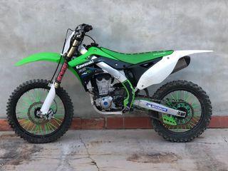 Kawasaki kxf 450 2015