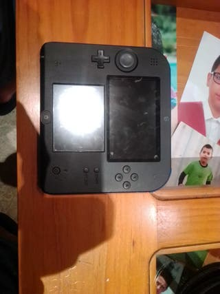 vendo Nintendo 2ds