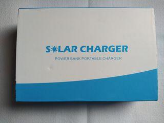 Batería cargador solar