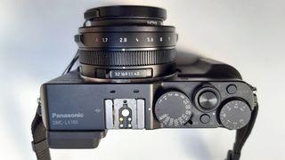 Cámara digital Panasonic Lumix DMC-LX100