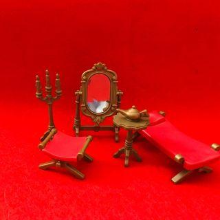 playmobil 3837 mueble carpa medieval