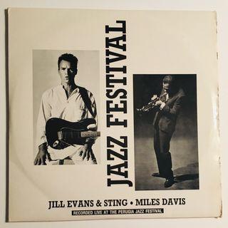 STING & JILL EVANS - MILES DAVIS BoxSet 3 Vinilos