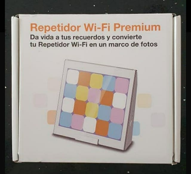 Repetidor wifi premium