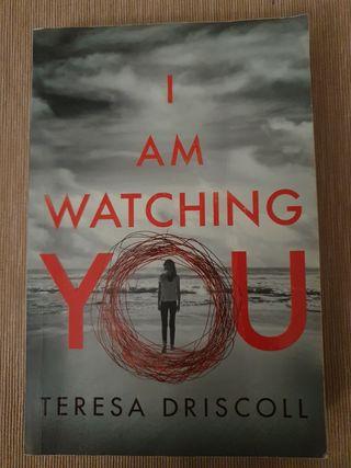 I am Watching You - Teresa Driscoll - en inglés