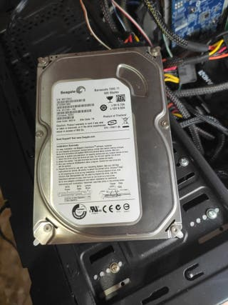 Disco duro Seagate 320 GB