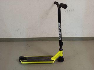 Patinete Scooter Freestyle Oxelo MF1 Niñ@ Amarillo