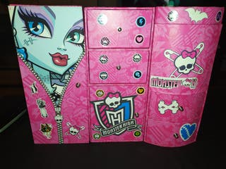 Taquilla triple Monster High