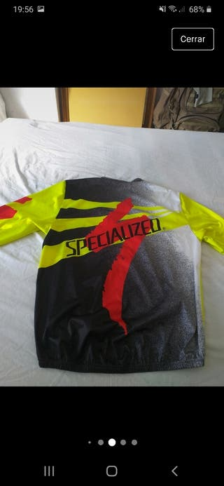 maillot specialized btt mtb vtt 90s