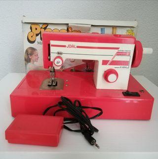 Máquina de coser.