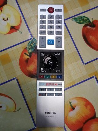 Mando para televisión Toshiba
