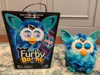 Furby Boom interactivo