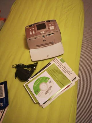 Impresora fotográfica portátil