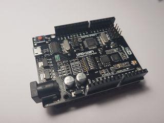 Arduino UNO + Wifi R3 RobotDyn (NUEVO)