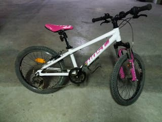"Bicicleta 20"" Marca Ghost"