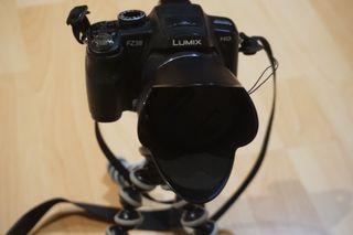 Cámara Digital Panasonic Lumix FZ38