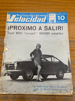 Revista velocidad marzo 1967 min 288