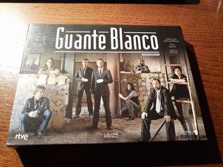 serie completa Guante Blanco Dvd