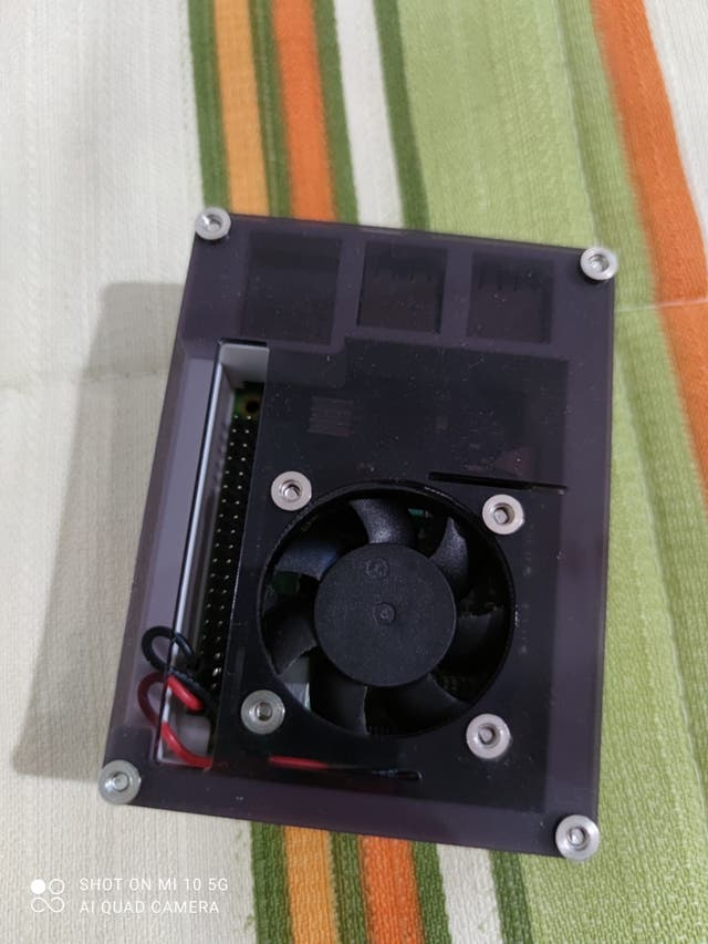 Raspberry Pi 4 Modelo B de 4 Gigas