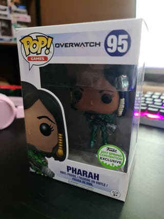 Funko Pop Pharah Overwatch