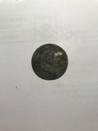 Monedas española de 1877