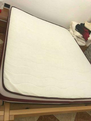 colchón cama 1,50