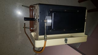 Barbacoa o grill a gas,también se pued calefactor