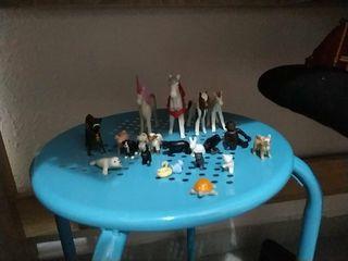 20 animales playmobil