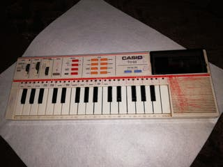 Teclado Casio pt-82