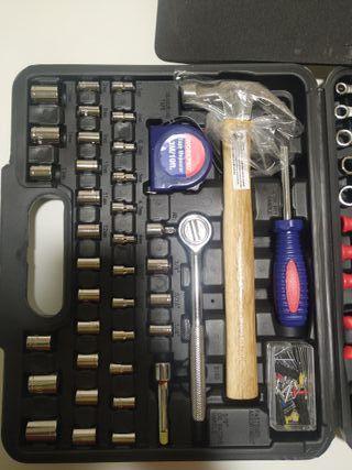 Maletín de herramientas sin estrenar