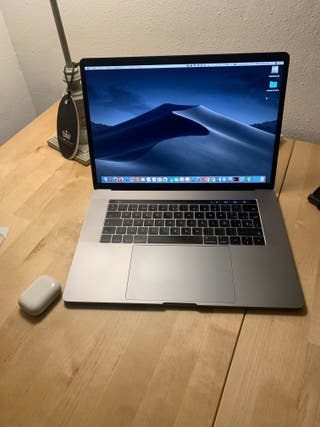 MacBook Pro 15 pulgadas Touch Bar