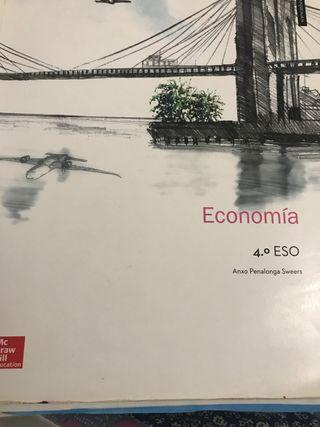 libro economia 4eso