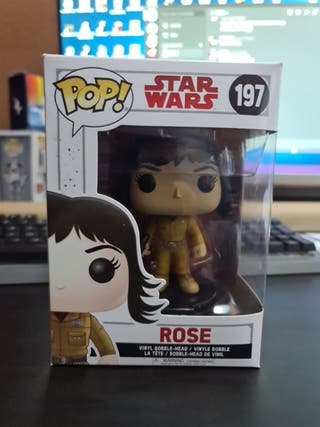 Funko Pop - Rose, Star Wars