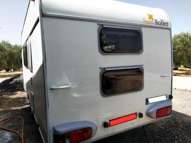 Caravana Sun Roller Jazz 490 CP