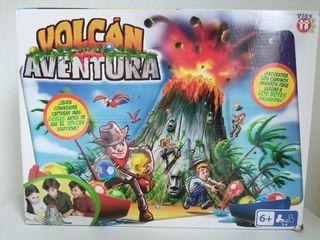 Volcán aventura.