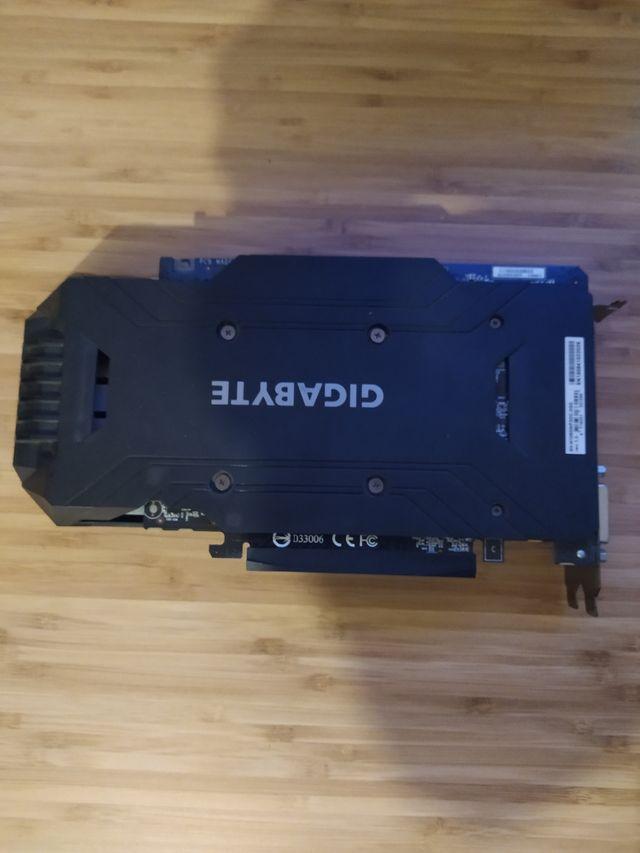Nvidia GeForce GTX 1060 3GB Gigabyte