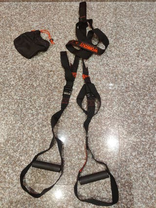 Material Fitness para gimnasio o entrenar en casa