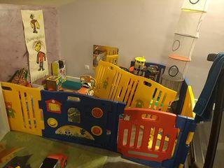 parque infantil modular
