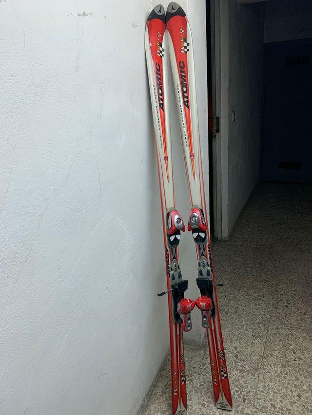 Esquís Atomic
