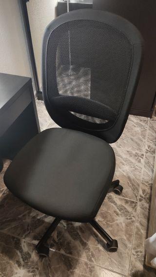 Silla de escritorio - oficina FLINTAN IKEA