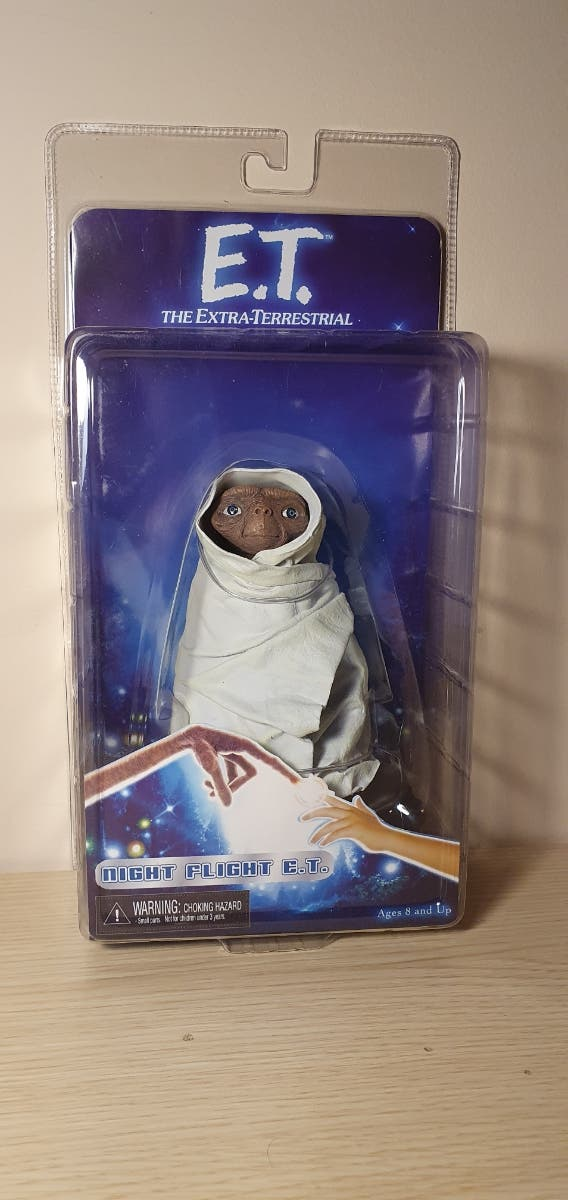 NECA E.T. NIGHT FLIGHT