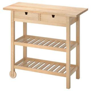 Carrito de cocina FÖRHÖJA de Ikea