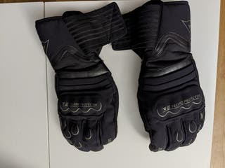 Guantes Dainese scout 2 4 XL goretex perfectos