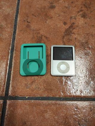 iPod nano 3° generación