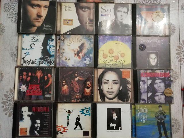 CD's para completar