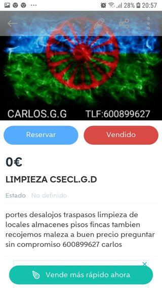 limpieza 600899627