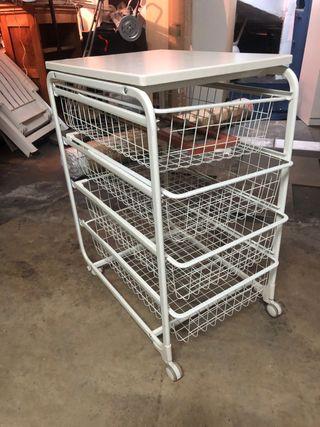 Carrito auxilia Ikea