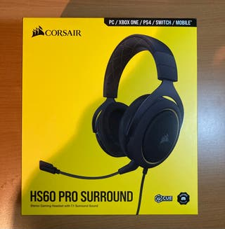 CORSAIR HS60 PRO SURROUND 7.1