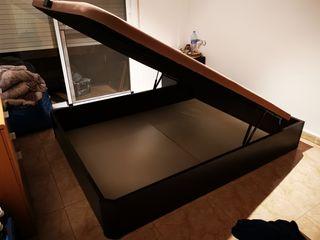 Canapé abatible 150x190