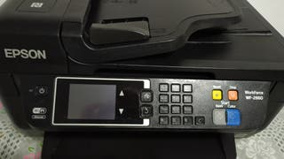 Impresora Epson Workforce WF-2660