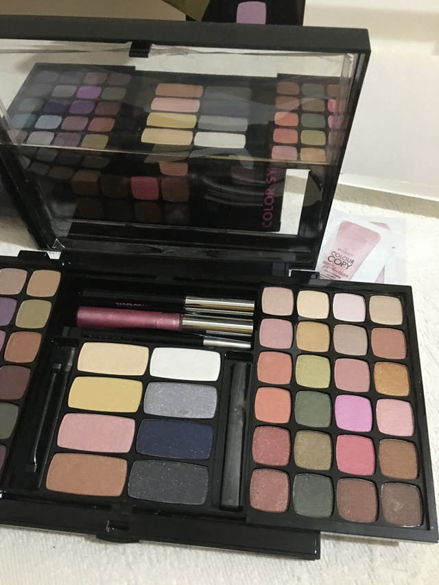 Maquillaje cofre